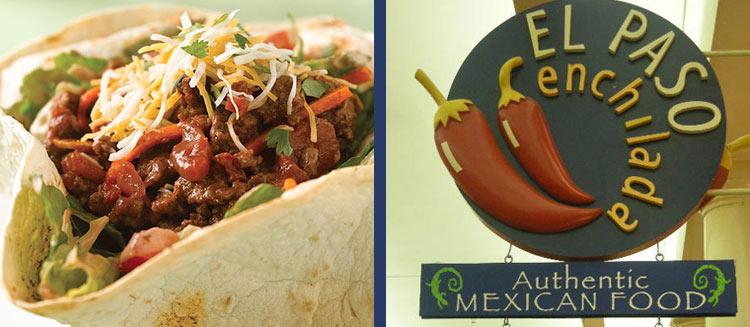 El Paso Enchiladas Mexican Food Boston Ma